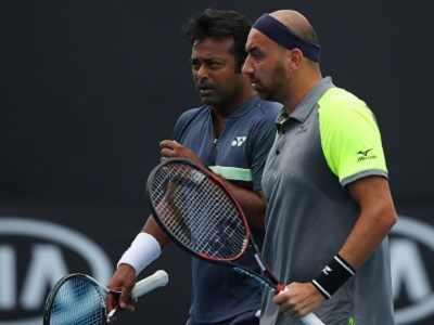 Australian Open 2018: Leander Paes and Purav Raja crash out, but Rohan Bopanna advances with Timea Babos