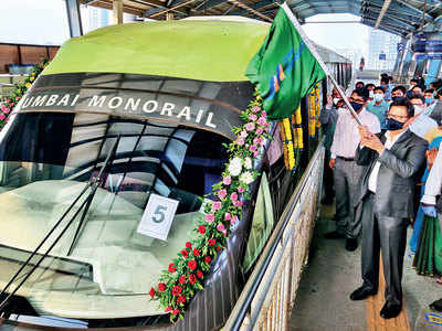 MMRDA uses lockdown to bring Monorail rakes back from the dead