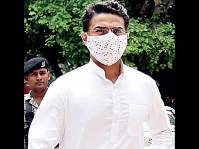 My issues with the leadership will be resolved soon: Sachin Pilot