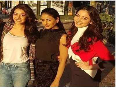Tamannaah, Kajal Aggarwal, Parul Yadav to shoot in Mysuru for Queen remake