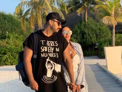 Malaika Arora calls Arjun Kapoor her sunshine on his birthday