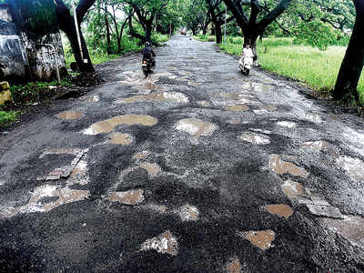 BMC says less potholes, but this is what it's like