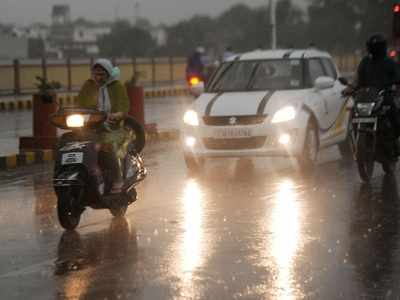 Weather update: Heavy to very heavy rains likely in state as 'Maha' to cross Gujarat coast on November 7