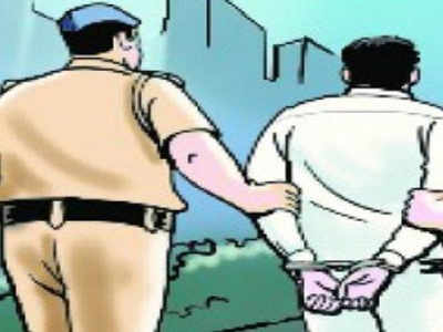 Police bag 21 thieves in a day