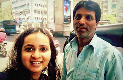 Varijashree makes it to interview after auto driver gives her Rs 3,000