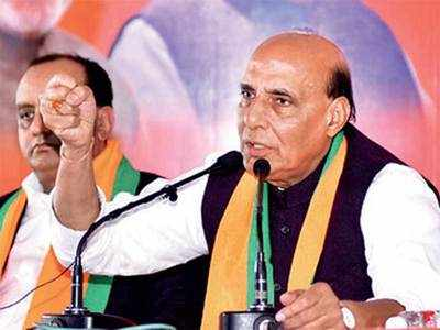 Pak can seek India's help if it can't fight terrorism, says Rajnath Singh