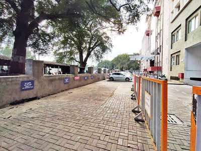 PMC has 'no space' to park ambulance on its own premises