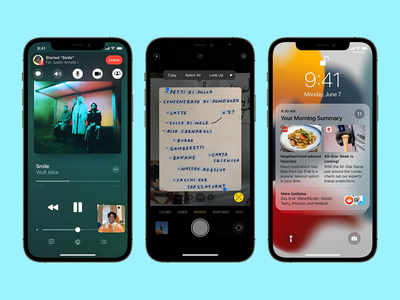 Top iOS 15 features that will elevate the iPhone experience
