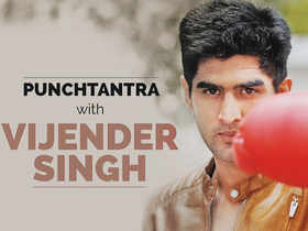 Vijender ready for the American chapter in his pro-boxing career