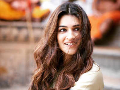 What's on Kriti Sanon's wish list?