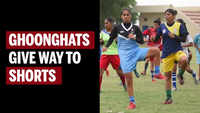 Ghoonghat to shorts: How this Haryana village produces football champions
