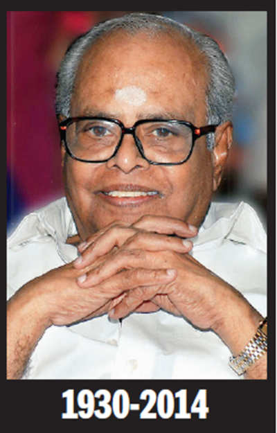 Tribute to K Balachander: 'Every south film-maker got influenced by KB sir'