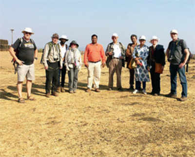 Maha forts to get Unesco attention