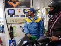 Fuel prices increase once again, petrol up by 23 paise