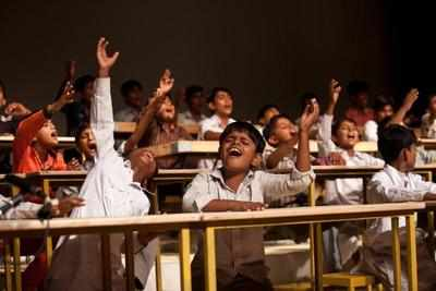 Manganiyar Classroom: The story behind talented children taking centrestage at NCPA