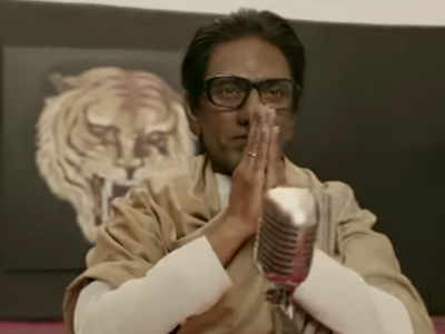 Thackeray review: Nawazuddin Siddiqui starrer is a blockbuster propaganda packed with one-liners