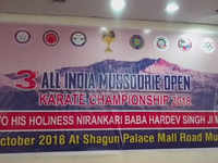 All India Open Karate Championship 2018 concludes amid much fanfare in Mussoorie