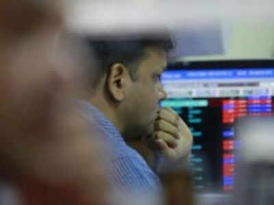 Bears on rampage: Sensex plunges 1,200 points, falls below 30K