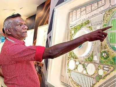 Legendary footballer IM Vijayan has said India's forwards need to improve their finishing if the team is going to qualify for the next World Cup