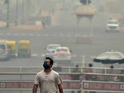 Do you think that the New Delhi air crisis is being taken seriously enough?