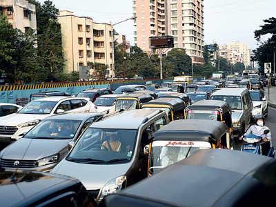 Juhu Circle to WE Highway in 5 minutes flat