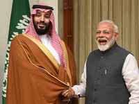 Saudi Arabia Crown Prince Salman, PM Narendra Modi strongly condemn recent terror attack in Pulwama: MEA
