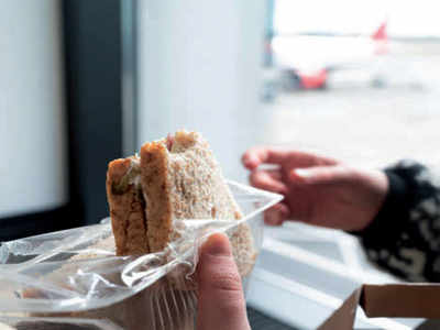 You don't have to go hungry at the airport