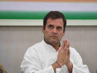CWC rejects Rahul's resignation, gives him power to overhaul party