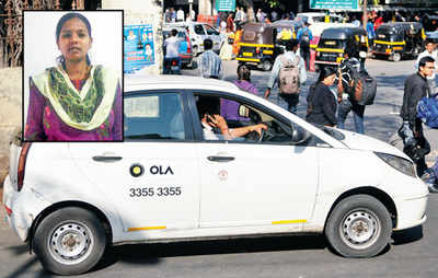 Ola cab driver abandons 7-month pregnant woman amid downpour