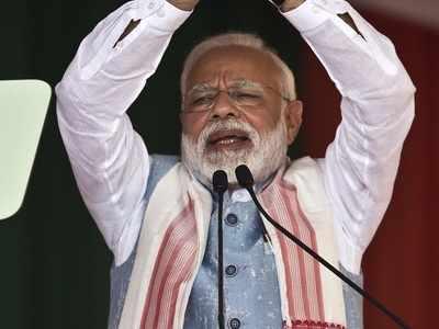 Chandrababu Naidu, his MPs give cold shoulder to PM Modi on Andhra visit