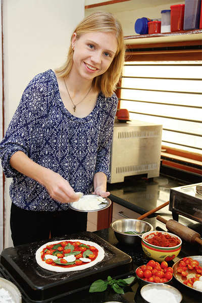 Expats give the city taste of their home