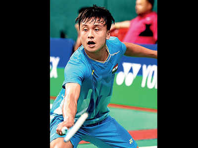 Manipur shuttler Maisnam Meiraba Luwang benefiting from shuttling between states