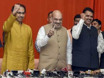 Maharashtra exit polls prediction: BJP-Sena set to retain power with a comfortable majority
