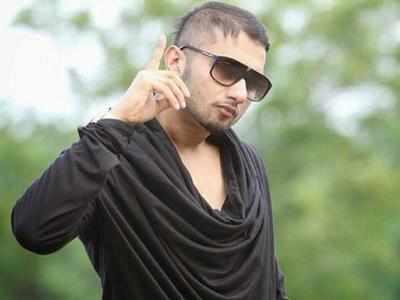 Different shades of Yo Yo Honey Singh!