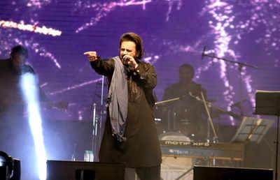 Adnan Sami enthralls fans in Kashmir