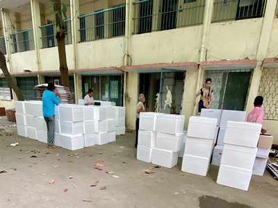 Karnataka needs a miracle to store, deliver and administer covid-19 vaccine as and when it arrives