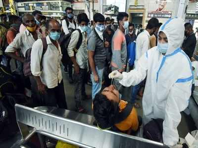 Coronavirus live updates: Maharashtra reports  31,855 new Covid cases in highest single-day spike