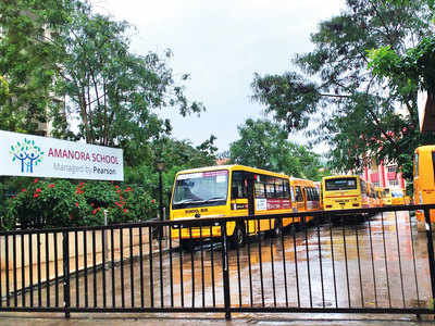 Amanora School to finally face action for sacking pupils over unpaid fees