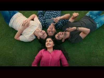 Hum Chaar movie review: This film about friendship is predictable and ridiculously sappy