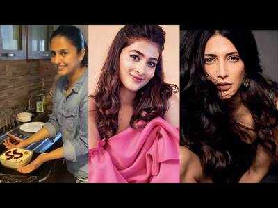 Bake-up call for Bollywood: Huma Qureshi, Pooja Hegde, Shruti Haasan, Daisy Shah, Nidhhi Agerwal, Sonal Chauhan among others on finding comfort in batter