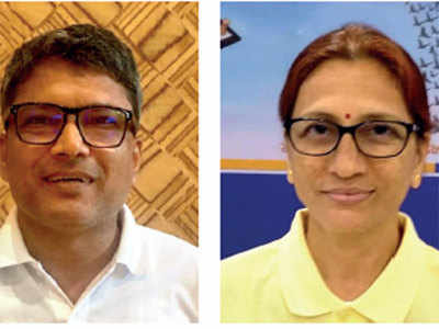 Anup, Sandhya claim LIC Chess title