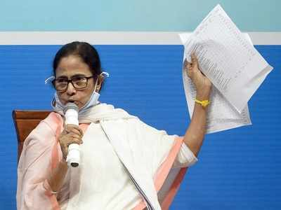 West Bengal CM Mamata Banerjee: Women are being burnt after being raped in Uttar Pradesh