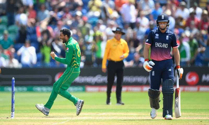 Pakistan stun England to reach maiden CT final