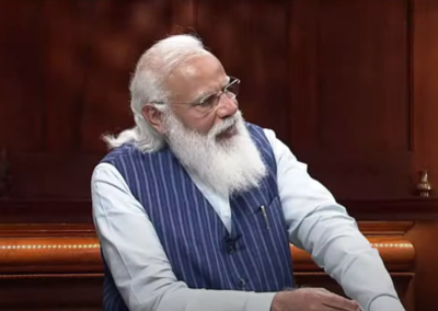 Pariksha Pe Charcha 2021: Exam a perfect opportunity to tighten yourself up, says PM Modi