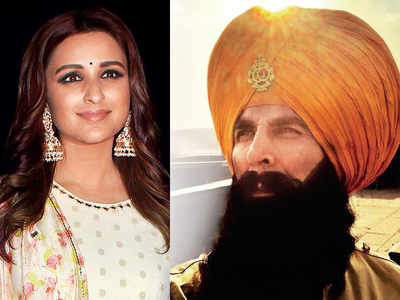 Akshay Kumar, Parineeti Chopra Jaipur-bound to shoot romantic song for Kesari