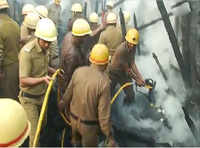 West Bengal: Fire engulfs three factories in south Sealdah