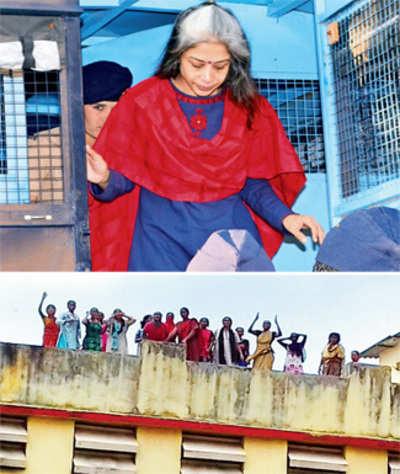 Officials probing Indrani Mukherjee over Byculla prison riot