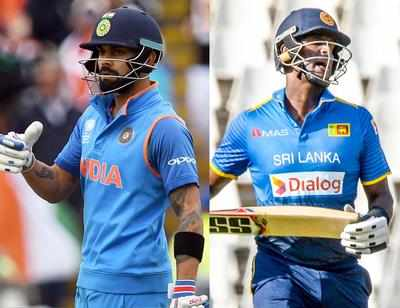India tour of Sri Lanka 2017: Complete Test, ODI, T20 match schedule for matches