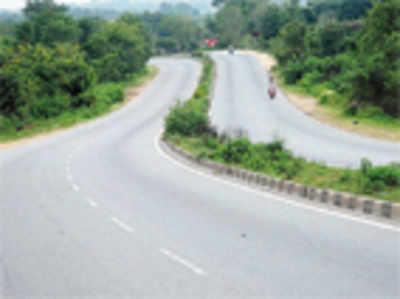 Will land mafia stall six-laning of B'lore-Mysore Rd?