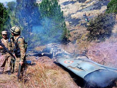 Pakistan captures IAF Pilot